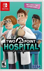 Two Point Hospital Nintendo Switch Game ( )