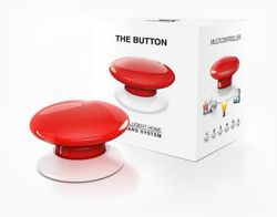 FIBARO Z-Wave Button (MULTIPLE COLORS AVAILABLE)