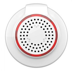 DOME Z-Wave Siren, Smart Home Automation Security Device, Safety. Australia ONLY