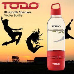 Bluetooth Drink Water Bottle Speaker 400Ml Portable Rechargeable Sport Usb