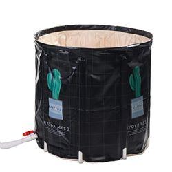 73x12.5x26cm Cactus Foldable Bathtub