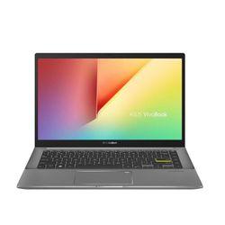 "ASUS VivoBook S14 S433EA-EB290T Ultrabook in Green colour 14"" FHD AG Intel i7-1165G7 16GB 512GB NVMe"