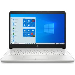 "HP 14s-cf2050TU Laptop 14"" HD Intel Celeron N4020 4GB 64GB eMMC Win10Home S Mode 1yr warranty"