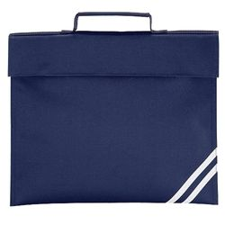 Quadra Classic Book Bag - 5 Litres (French Navy) (One Size)