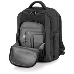 Quadra Tungsten Laptop Backpack - 23 Litres (Black/Dark Graphite) (One Size)