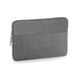 BagBase Essential 13in Laptop Case (Grey Marl) (One Size)