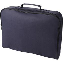 Bullet Florida Conference Bag (Solid Black/Navy) (40 x 8 x 30cm)