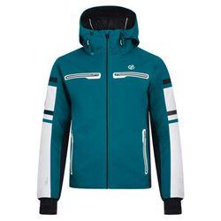 Dare 2b Mens Outshout Black Label Ski Jacket (Ocean Depths) (XL)