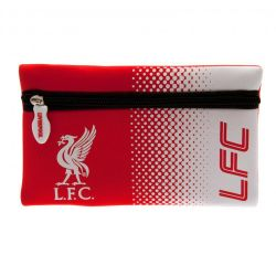 Liverpool FC Pencil Case (Red/White) (One Size)