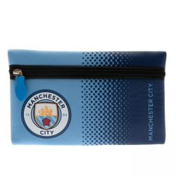 Manchester City FC Pencil Case (Blue) (One Size)