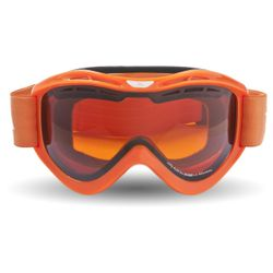 Trespass Adults Unisex Inti Double Lens Snowsports Goggles (Orange) (One Size)