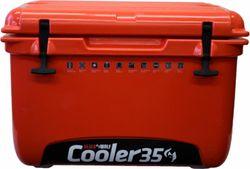 BlackWolf 35L Hardside Cooler Orange