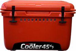 BlackWolf 45L Hardside Cooler Orange