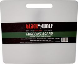 BlackWolf 65L Hardside Cooler Spare Chopping Board White