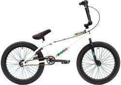 """Colony Sweet Tooth 20.7"""" FC Pro Complete BMX Bike Gloss White"""