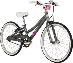 ByK E-450 Girls Bike Charcoal/Neon Pink