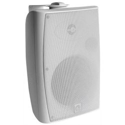 """MS801W QUEST 8"""" 2Way 100W All Weather 100V Speaker White Quest"""