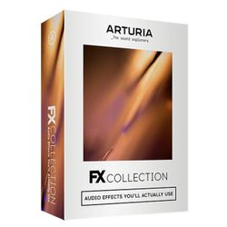 Arturia FX Collection Software - Serial Only (NO BOX)