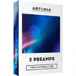ARTURIA Preamp Software Bundle