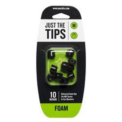 MP Series Medium Foam Black Tips Kit
