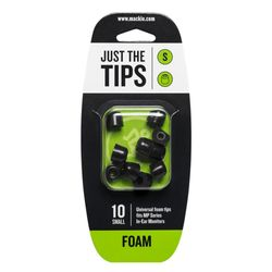 MP Series Small Foam Black Tips Kit