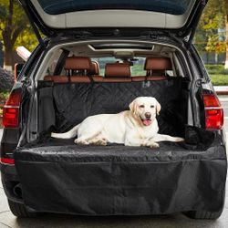 PaWz Pet Dog Car Trunk Mat Boot Cargo Liner Seat Cover Waterproof Protector SUV
