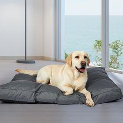 Pet Bed Dog Cat Warm Soft Superior Goods Sleeping Nest Mattress Cushion L