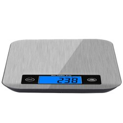 Digital LCD Display 1g-10kg Kitchen Electronic Scale Food Weight Baking Scale UK