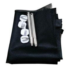 Mesh Net Pet Barrier Portable Folding Breathable eparation Guard Gate Dog Safety