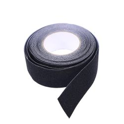 Anti Slip Non Skid Tape High Grip Sticky Backed Adhesive Black Floor Safety Roll