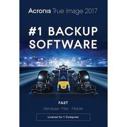 (1 Computer) - Acronis True Image 2017 - 1 Computer