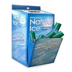 (Original) - Natural Ice Medicated Lip Protectant/Sunscreen, SPF 15, Original 48 ea