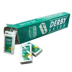 Derby Extra Double Edge Razor Blades 100ct
