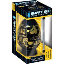 (Black Dragon) - Black Dragon 2-layer Smart Egg Labyrinth Puzzle Maddening Brain Teaser