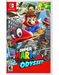 (Nintendo Switch, Standard, Disc) - Super Mario Odyssey - Nintendo Switch