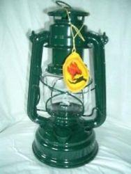 Feuerhand Storm Lantern 276 - Green