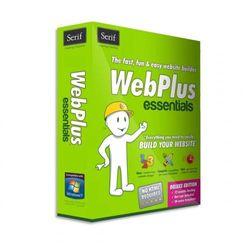 Serif WebPlus Essentials for Windows and Mac