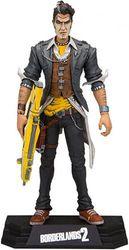 Boarderlands 14683 Borderlands Handsome Jack Action Figure, Black/Yellow/Brown, 18cm