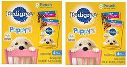 (Chicken & Beef, 16 Pouches) - PEDIGREE Choice Cuts Puppy Wet Food