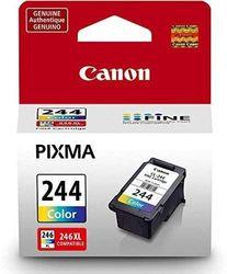 (Colour Ink Cartridge, Ink, Color Cartridge) - Canon CL-244 Colour Ink Cartridge Compatible to iP2820, MX492, MX492, MG2420, MG2520, MG2920, MG2922, MG2924, MG2920, MG3020, MG2525, TS3120, TS302, TS202, TR4520