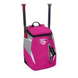 (Hot Pink) - Louisville Slugger Youth Genuine Stick Pack