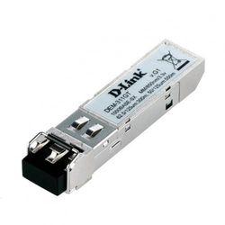 D-Link DEM-311GT Gigabit SFP/LC Transceiver (Multimode 850nm) - 550m
