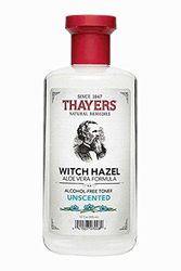 (350ml) - Thayers Alcohol-free Unscented Witch Hazel Toner (350ml)