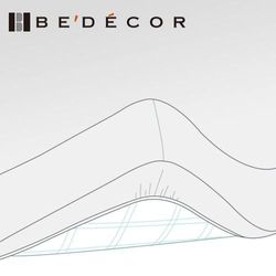 (Twin) - Bedecor Twin Size Waterproof Mattress Protector - Breathable Noiseless and Hypoallergenic - Premium Fitted Cotton Terry Cover