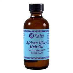 (60mls) - WiseWays Herbals African Glory Hair Oil 60ml