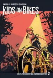 (Core Rule Book) - Kids on Bikes Roleplaying Game Core Rule Book