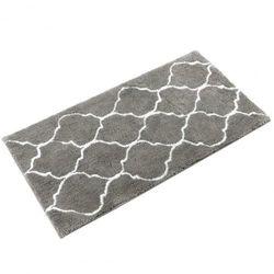 (70x120cm, Grey) - Homcomodar Bath Mat Runner Rugs for Bathroom Microfiber Machine Washable Extra Long Bath Shower Floor Rugs 70×120cm(Grey)