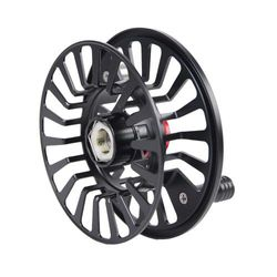 (Black Extra Spool, 9/10wt) - MAXIMUMCATCH Maxcatch Avid Series Fly Fishing Reel Best Value - 1/3, 3/4, 5/6, 7/8, 9/10-5 Colour Available