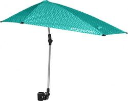 (Regular, Turquoise) - Sport-Brella Versa-Brella All Position Umbrella with Universal Clamp, Turquoise