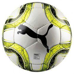 (5, Puma White-Lemon Tonic-Puma Black) - Puma Final 4 Club (Ims Appr) Soccer Ball